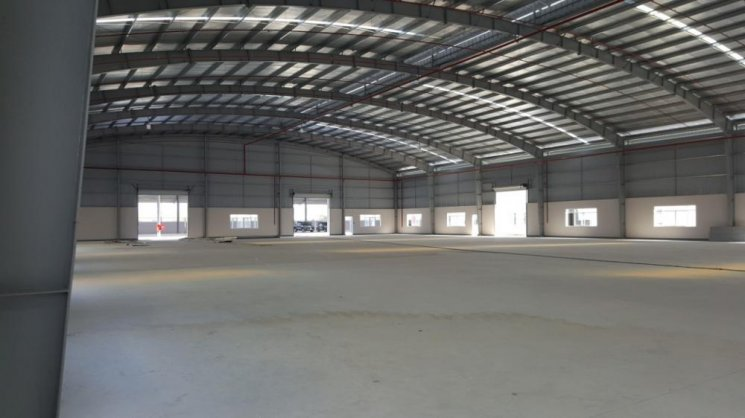 Nhà xưởng cho thuê tại KCN Sóng Thần 3
