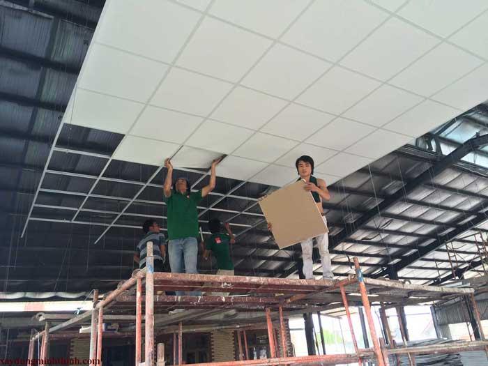 Sửa chữa nhà xưởng, cải tạo nhà xưởng giá rẻ cho doanh nghiệp