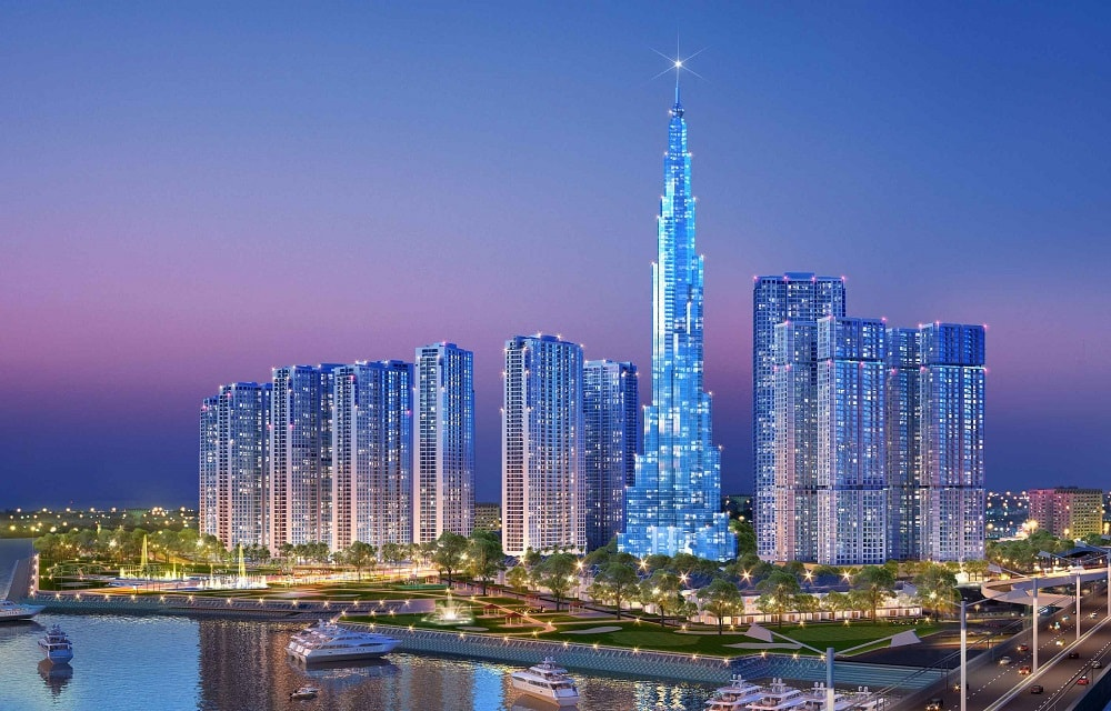 Thiết kế nhà cao tầng