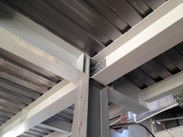 Đơn giá xây dựng nhà xưởng khung thép?