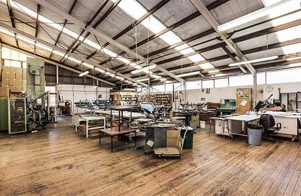 Nhà xưởng có thể tích hợp đầy đủ các loại phòng chức năng