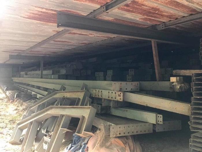 Mua bán Khung nhà xưởng cũ đã qua sử dụng