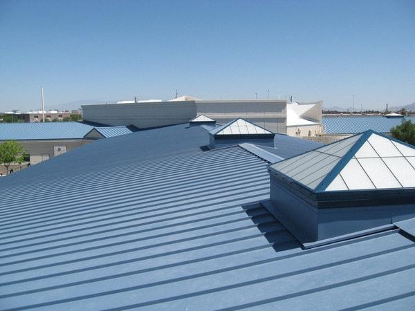 Mái nhà xưởng công nghiệp