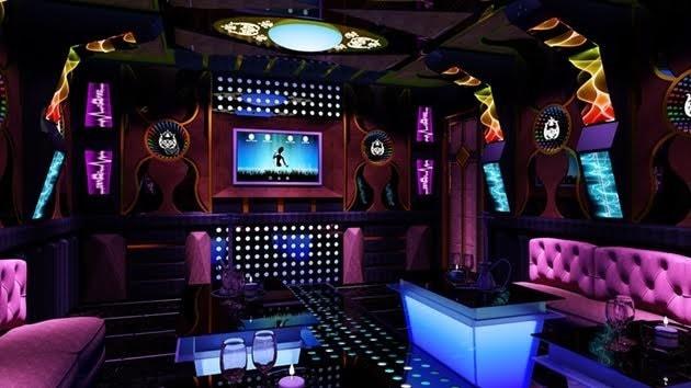 Thiết kế - Thi công cách âm quán karaoke đẹp sang trọng