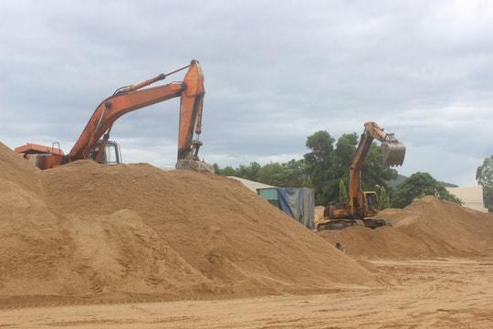 Tiêu chuẩn cát xây dựng mới nhất theo TCVN 1770-1986