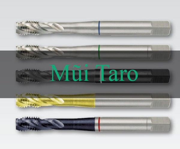 Taro là gì? Cấu tạo Taro