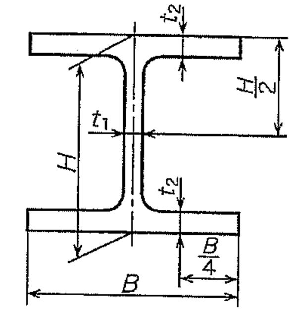 Thép hình chữ H