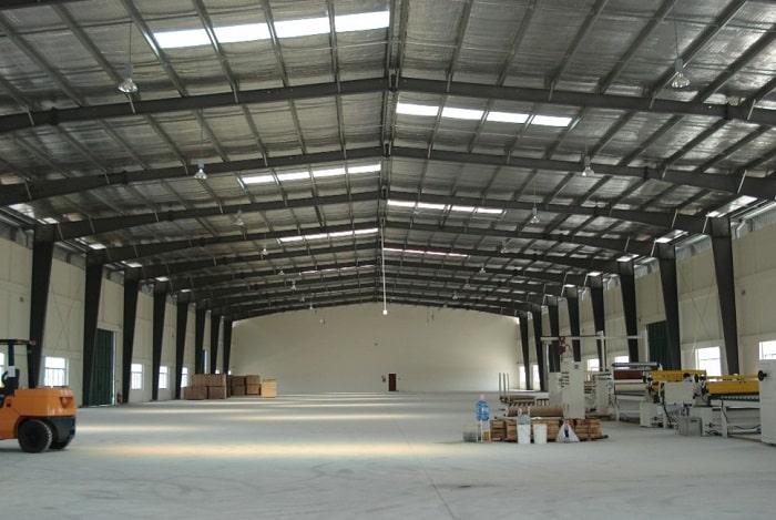 Mẫu thiết kế Nhà máy Akati Wood Việt Nam