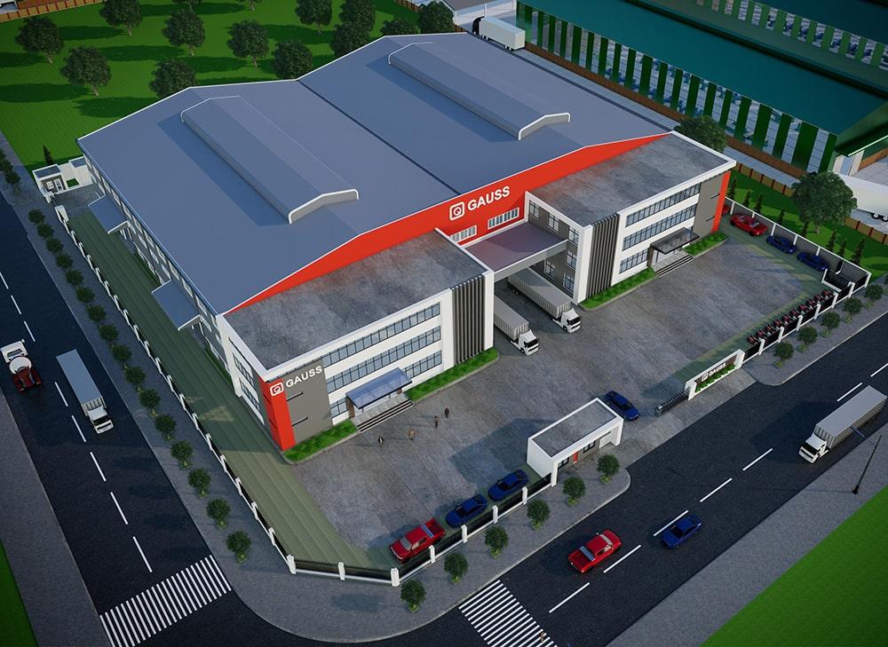 越南GAUSS木材家具責任有限公司 2