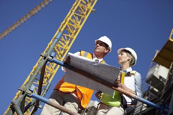 預製鋼結構建築的施工