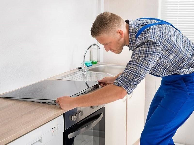 Hướng dẫn sửa bếp từ khi đã cắm điện mà không sáng nút đèn bật/tắt