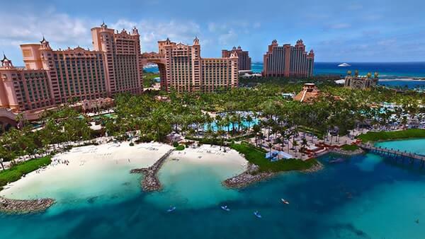 Atlantis Casino và Resort – Bahamas