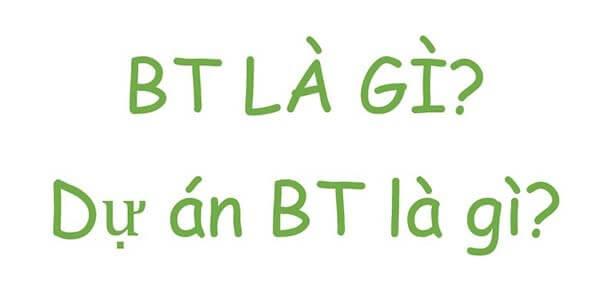 BT là gì?