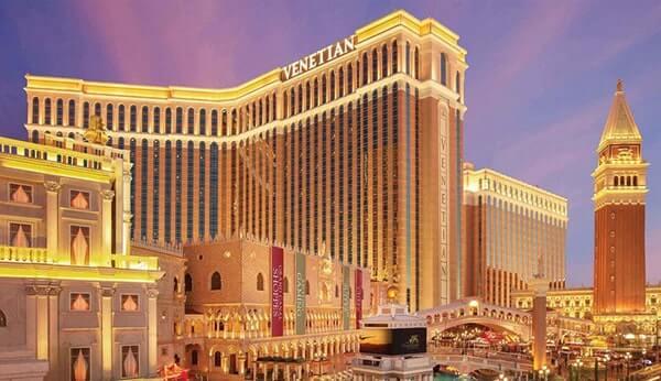 The Venetian – Las Vegas