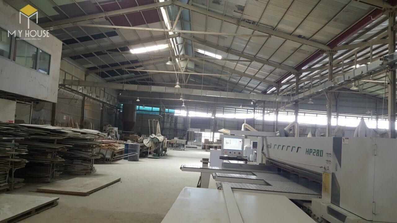 Nhà máy sản xuất hiện đại – lớn tại Hà Nội