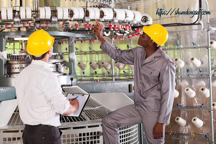 Công việc chính của QC là đảm bảo sản phẩm đầu ra, công trình đã hoàn thiện có chất lượng tốt nhất