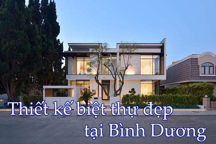 Shun Deng SDT tự hào là đơn vị thiết kế biệt thự uy tín hàng đầu Bình Dương
