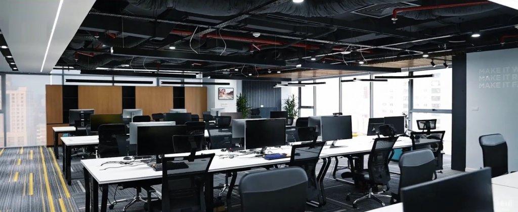Phong cách thiết kế nội thất văn phòng tại Hải Phòng